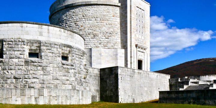 Ossuarium van Oslavia
