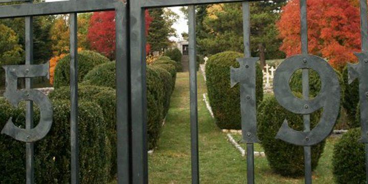 Gorjansko WW1 Cemetery