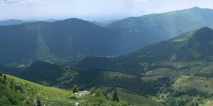 Kolovrat Mountain