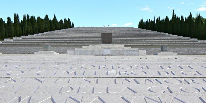 Memorial of Redipuglia