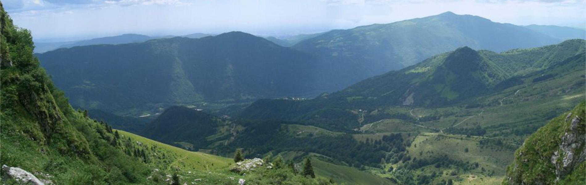 WW1 Isonzo Battlefields